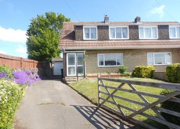 Thumbnail 2 bed semi-detached house for sale in Hollyguest Road, Hanham, Bristol
