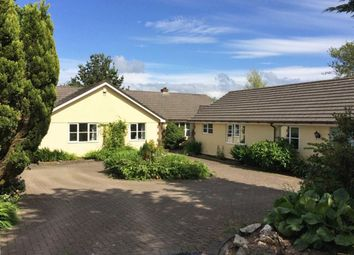 Thumbnail 5 bed detached bungalow for sale in Tresmeer, Nr Launceston, Launceston