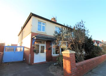 Thumbnail 4 bed semi-detached house for sale in St. Andrews Road North, Lytham St Annes