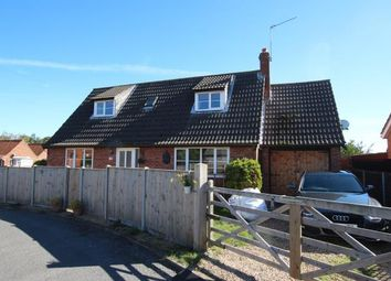 Thumbnail 3 bed detached house for sale in North Walsham, Norfolk