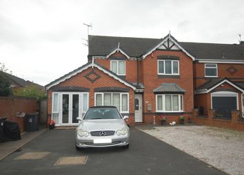 4 bed detached house for sale in Cheswardine Road, Bradwell, Newcastle ST5