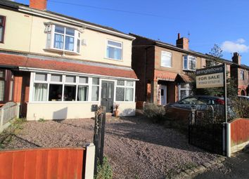 Thumbnail 3 bed semi-detached house for sale in Platt Fold Road, Leigh