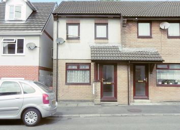 Thumbnail 2 bed semi-detached house to rent in Cory Street, Resolven, Neath, West Glamorgan.