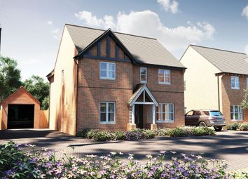 Thumbnail 4 bed detached house for sale in Lower Road, Aylesbury