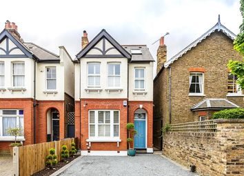 Thumbnail 5 bed detached house for sale in Warwick Road, London