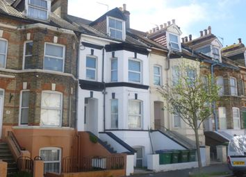 Thumbnail 1 bedroom flat to rent in Coolinge Road, Folkestone