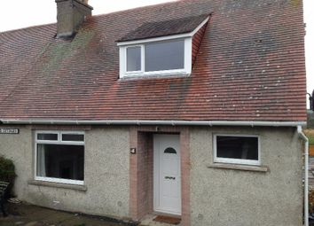 Thumbnail 3 bed semi-detached house to rent in Warldsend Cottages, Ythanbank, Aberdeenshire