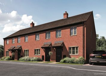 Thumbnail 2 bedroom end terrace house for sale in Banbury Road, Southam, Warwick