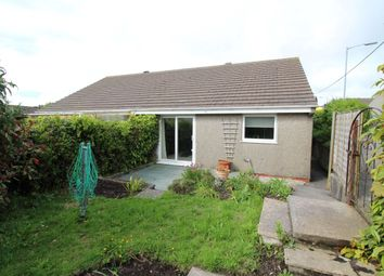 Thumbnail 2 bed bungalow for sale in Treganoon Road, Mount Ambrose, Redruth