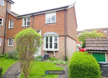 Thumbnail 2 bed semi-detached house to rent in Court Road, Lewes