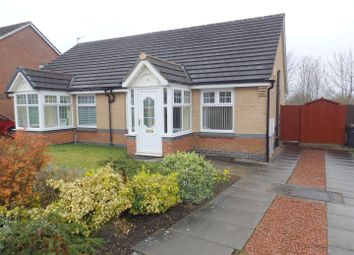 Thumbnail 2 bed semi-detached bungalow for sale in Rushmoor, Spennymoor