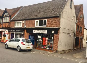Thumbnail 1 bedroom flat for sale in Lion Yard, High Street, St. Neots, Cambridgeshire