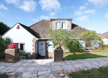 Thumbnail 4 bed detached house for sale in Aller Park Road, Newton Abbot