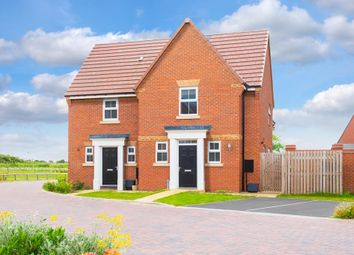 "Thumbnail 1 bed end terrace house for sale in ""Lewes"" at Shipton Road, Skelton, York"