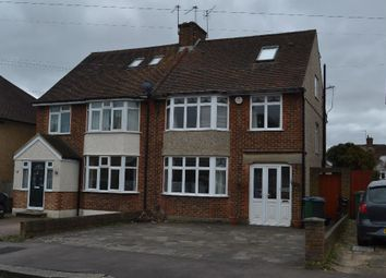 Thumbnail 4 bed semi-detached house for sale in Westfield Avenue, Knutsford, Watford
