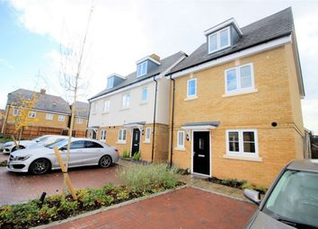 Thumbnail 4 bed detached house to rent in Knaphill, Woking, Surrey