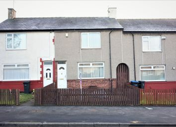 Thumbnail 2 bedroom terraced house for sale in Marton Grove Road, Middlesbrough