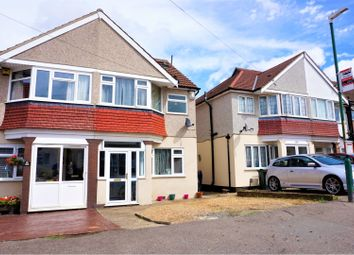 Thumbnail 4 bed semi-detached house for sale in Hallford Way, Dartford