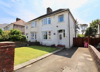 3 bed semi-detached house for sale in Middle Road, Ravenhill, Swansea SA5