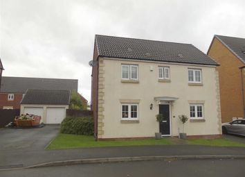 Thumbnail 3 bedroom detached house for sale in Tir Yr Yspyty, Bynea, Llanelli