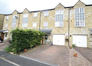Thumbnail 3 bed mews house for sale in Canal Road, Riddlesden, Keighley, West Yorkshire