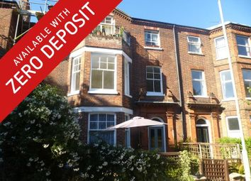Thumbnail 2 bedroom flat to rent in North Parade, Lowestoft
