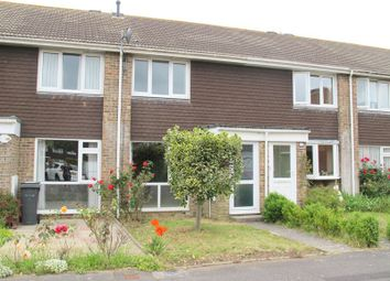 Thumbnail 2 bed terraced house for sale in Headley Close, Lee-On-The-Solent