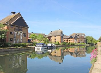 Thumbnail 3 bedroom flat for sale in Wickhams Wharf, Viaduct Road, Ware