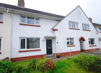 Thumbnail 3 bed terraced house for sale in Guernsey Road, Parkstone, Poole