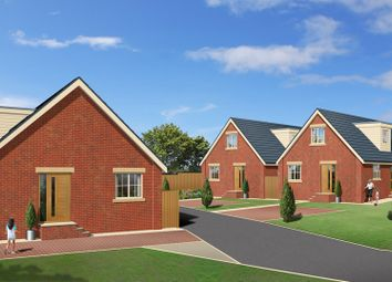 Thumbnail 3 bed detached bungalow for sale in Plot 3, Lynton Place, Darton, Barnsley