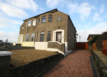 Thumbnail 3 bed semi-detached house for sale in Cromwell Road, Falkirk
