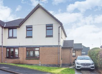 Thumbnail 3 bed semi-detached house for sale in Grey Friar Close, Barrow-In-Furness