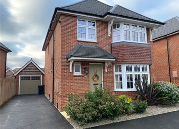 Thumbnail 4 bed detached house for sale in Samuel Road, Derby