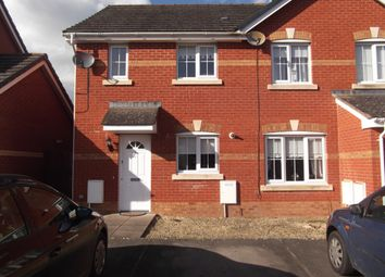 Thumbnail 2 bed semi-detached house to rent in Jordan Close, Monmouth
