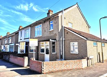 Thumbnail 3 bed semi-detached house for sale in Carnarvon Road, Gosport