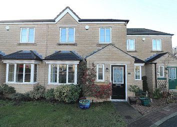 Thumbnail 3 bed town house for sale in Teasel Close, Liversedge