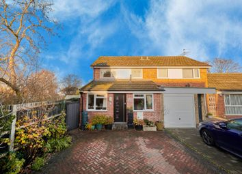 Thumbnail 3 bed semi-detached house for sale in Fontmell Close, St. Albans, Hertfordshire