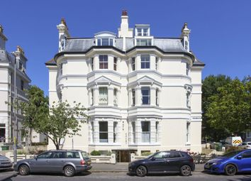 Thumbnail 3 bedroom flat for sale in Clifton Crescent, Folkestone