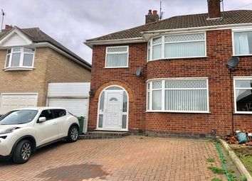3 bed semi-detached house to rent in Denegate Avenue, Leicester LE4