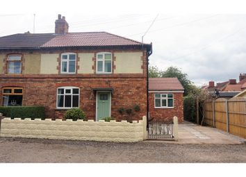 Thumbnail 3 bed semi-detached house for sale in Brook Avenue, Shavington
