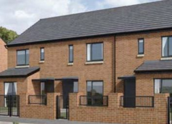 Thumbnail 2 bed mews house for sale in Ashton Old Road, Openshaw, Manchester