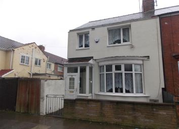 Thumbnail 3 bed end terrace house for sale in Meath Street, Middlesbrough