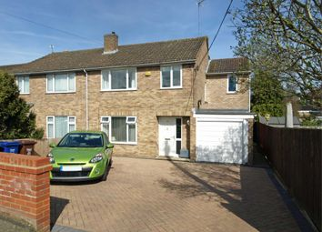 Thumbnail 4 bed semi-detached house for sale in Bucknell Road, Bicester