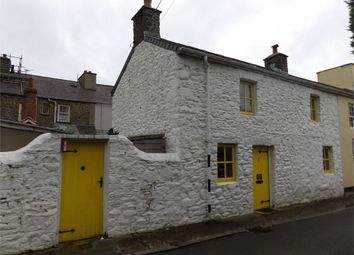 Thumbnail 2 bed end terrace house for sale in Dark Gate Street, Aberaeron, Ceredigion