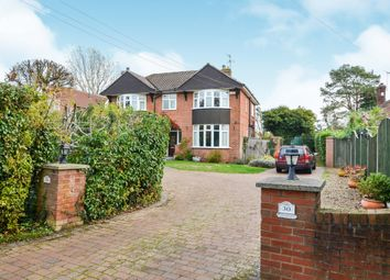 Thumbnail 3 bed detached house for sale in School Lane, Stretton On Dunsmore, Rugby
