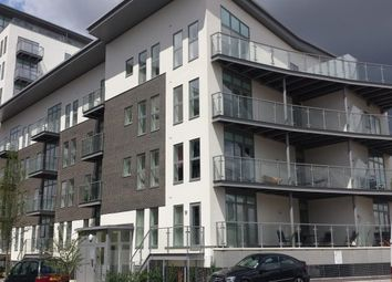 Thumbnail 1 bed flat to rent in Darbyshire House, Ingress Park, Greenhithe