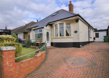 Thumbnail 2 bed detached bungalow for sale in Heol Stradling, Whitchurch, Cardiff