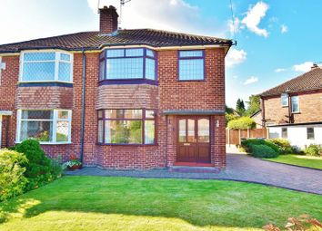 Thumbnail 3 bed semi-detached house for sale in Botany Road, Eccles, Manchester