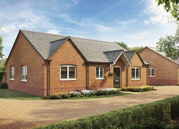 Thumbnail 2 bed detached bungalow for sale in Hospital Lane, Powick, Worcester