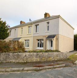 Thumbnail 3 bed end terrace house for sale in Coronation Place, Helston